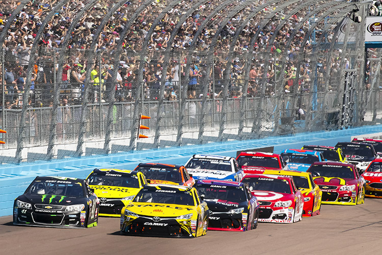 NASCAR-Feature